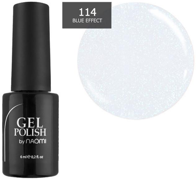 Гель-лак для ногтей Naomi №114 6 мл