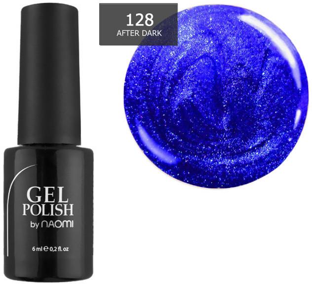 Гель-лак для ногтей Naomi №128 6 мл