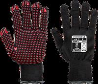 Перчатки Portwest Polka Dot A110 Черный, L