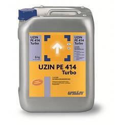 Однокомпонентная реакционная грунтовка UZIN PE 414 Turbo (6 кг)