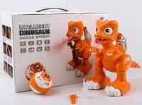 Радиоуправляемый динозавр тиранозавр DINO , 33см, фото 1