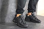 Мужские кроссовки Reebok Dmx ( черные ), фото 3
