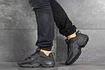 Мужские кроссовки Reebok Dmx ( черные ), фото 5