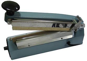 Настольный импульсный запайщик с боковым ножом FS 200 C