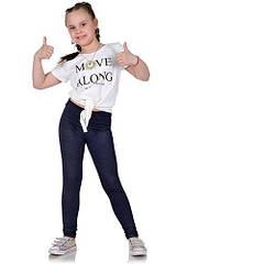 Детские лосины под джинс оптом медленно превращается в хит сезона для детей