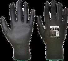 Перчатки с ПУ покрытием ладони (12 пар в упаковке) A129