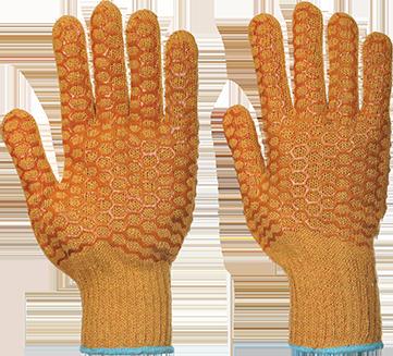 Вязаные перчатки A130