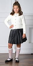 Детские юбки для девочки SILVIAN HEACH Италия MDJI6119GO Черный