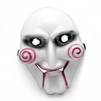 Пластиковая маска Пила, Пластикова маска Пила, Карнавальные маски