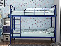"""Кровать двухъярусная """"Амели блу"""" 80*200, фото 1"""