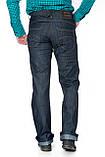 Джинсы Franco Benussi FB 1117-580 темные, фото 4
