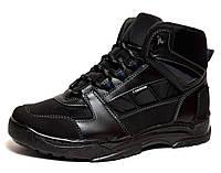 Спортивні черевики-кросівки утеплені на зиму