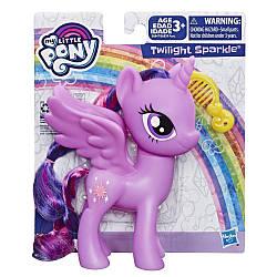 Фигурка Hasbro MLP ПОНИ 15 см TWILIGHT SPARKLE (E6839_E6847)