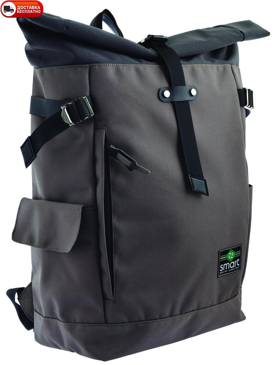 Рюкзак SMART Roll-top T-69 Khaki