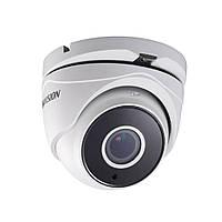 Купольна Turbo HD відеокамера Hikvision DS-2CE56F7T-IT3Z (2.8-12)