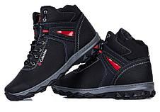 Кросівки чоловічі зимові на хутрі, фото 3