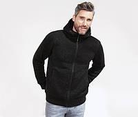 Шикарная теплющая термо толстовка (как куртка), трикотажный флис от тсм Tchibo (чибо), Германия, размер Л