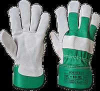 Перчатки Premium Chrome Rigger A220