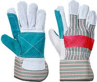 Рукавица Fortis Double Palm Rigger A229