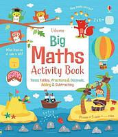Usborne Big maths activity book