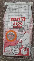 Клей для плитки эластичный MIRA 3100 UNIFIХ (СЕРЫЙ) 25 КГ