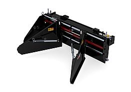 Асфальт поплавок Simex ST 160 В для мини-погрузчика и фронтального погрузчика