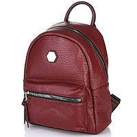 Рюкзак женский бордового цвета DAVID JONES, фото 1