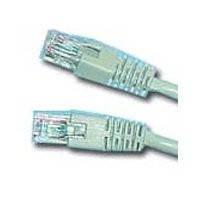 """Патч корд cablexpert pp12-10m, utp, категория. 5e, литой, 50u """"штекер с защелкой, 10 м, серый"""