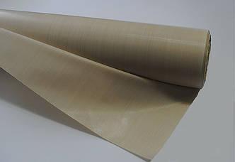 Стеклоткань с тефлоновым покрытием ( тефлоновая лента ) 0.12 х 1000мм.