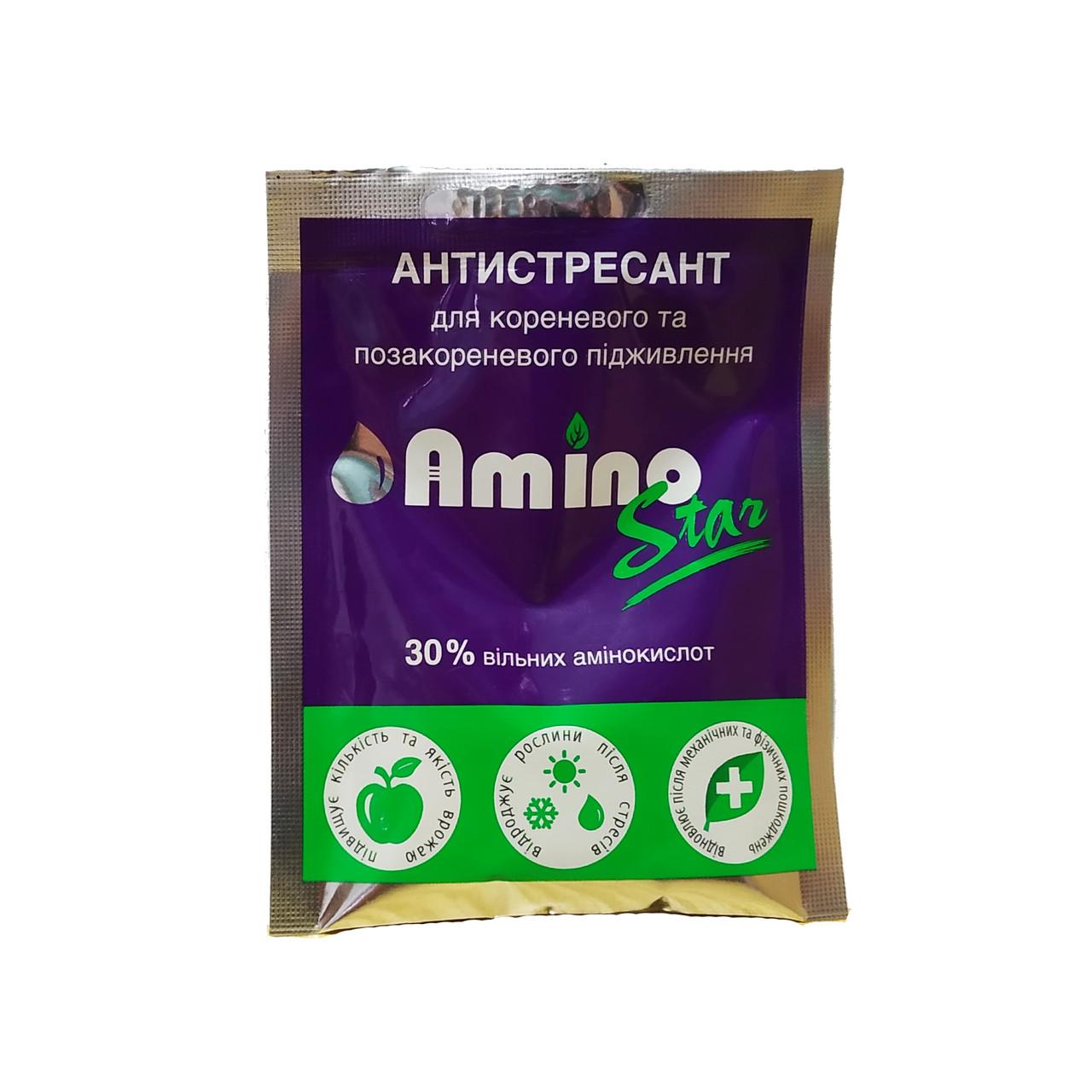 "25 мл Антистрессант ""Amino Star""  30% свободных аминокислот"