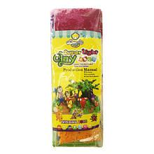 Пластилин для лепки в пакетиках Super Light Clay 120 грамм