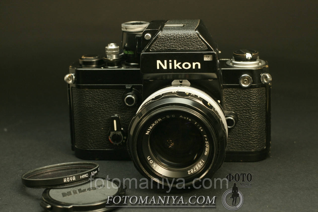Nikon F2 kit Nikkor-S.C 50mm f1,4