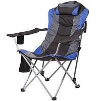Кресло «Директор»,  Ø 19 мм (Синий) 5990, фото 1