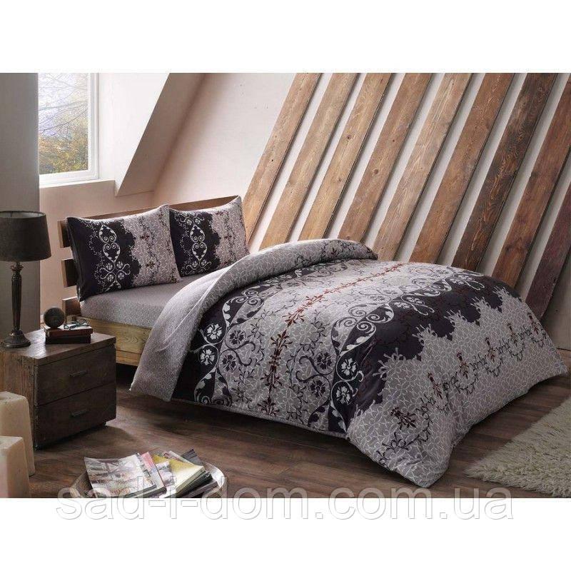 Полуторный комплект фланелевого постельного белья