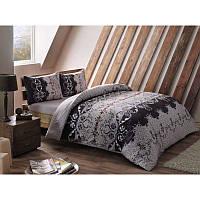Полуторный комплект фланелевого постельного белья, фото 1