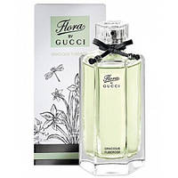 Женская туалетная вода Gucci Flora by Gucci Gracious Tuberose (125 мл )