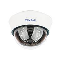 Відеокамера AHD купольна Tecsar AHDD-20V2M-in