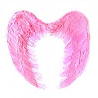 Крылья Ангела Большие 40х60 см (розовые), Маскарадные крылья, Маскарадні крила, Крила Ангела Великі 40х60 см (рожеві)