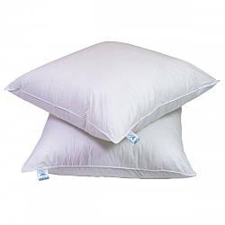Подушка Лебяжий пух 70 на 70 см.