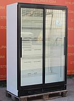 """Холодильная шкаф-витрина """"Helkama Forste"""" полезный объём 650 л., (Финляндия), новый компрессор, Б/у, фото 1"""
