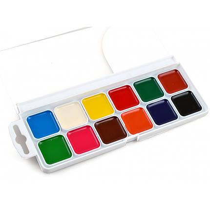 "Краски акварель YES ""LOL Sweety"", 12 цветов, без кисточки, фото 2"