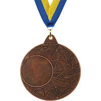 Медаль 50мм бронза