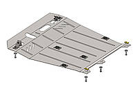 Защита картера двигателя Peugeot 4008 2012- V-всі,двигун, КПП, радіатор ( Пежо 4008) (Kolchuga)
