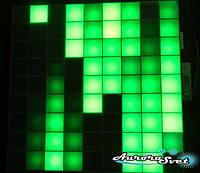 Светодиодная пиксельная панель настенная W-111-9*9-4, фото 1