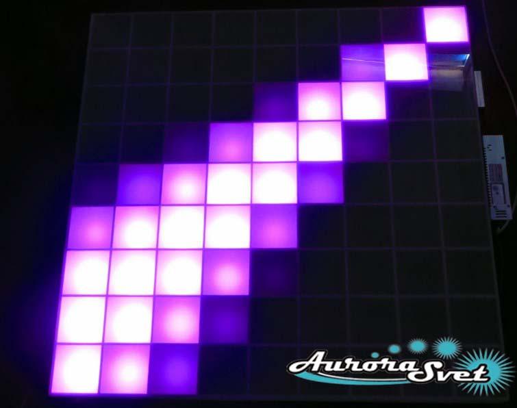 Led Pixel Panel W настінна-111-9*9-6