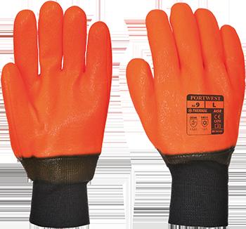 Непромокаемые светоотражающие перчатки A450