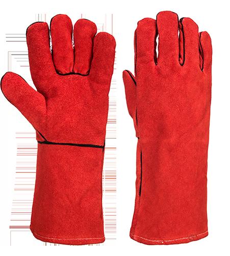 Зимняя сварочная рукавица A505