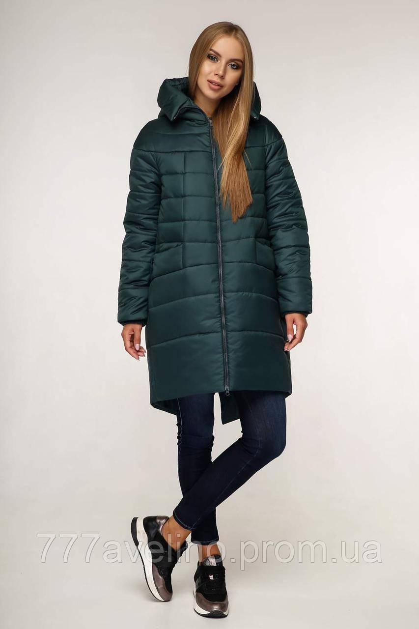 Куртка женская зимняя модная