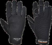 Высокоэффективные перчатки общего назначения A700 Черный, L