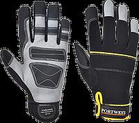 Высокоэффективные перчатки Tradesman A710 Черный, L